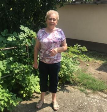 Ferencné Marika társkereső profilja