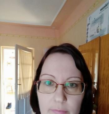 Ella társkereső profilja